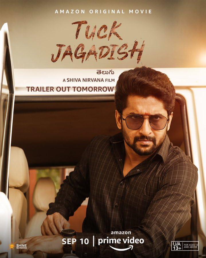 Tuck Jagadish (2021) Hindi Dubbed