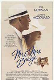 Mr. & Mrs. Bridge (1990) Poster - Movie Forum, Cast, Reviews