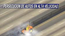 High Speed Buggy Chase