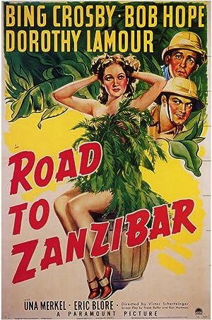 Where to stream Road to Zanzibar
