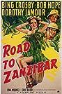 Road to Zanzibar (1941) Poster