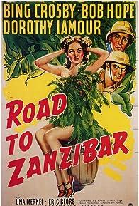 Primary photo for Road to Zanzibar