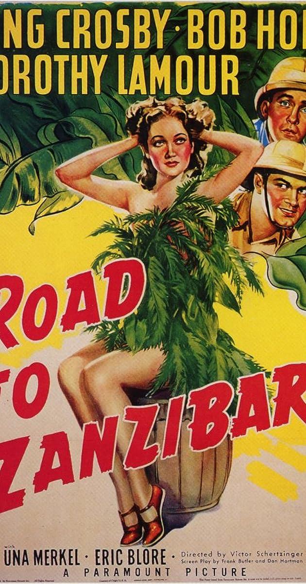 Subtitle of Road to Zanzibar