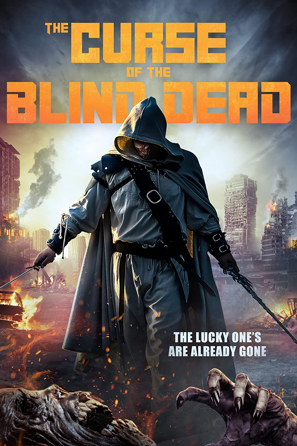 Curse of The Blind Dead 2020 Hindi ORG Dual Audio 480p HDRip ESub 301MB Download