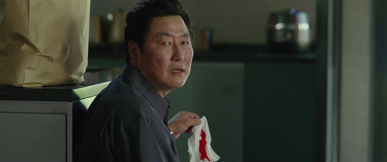 Kang-ho Song in Gisaengchung (2019)