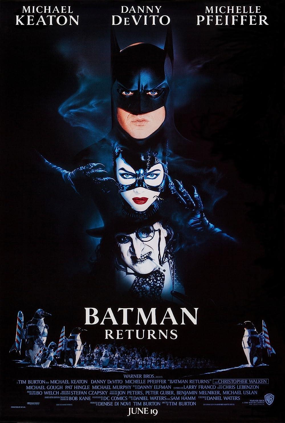 Batman Returns 1992 Hindi Dual Audio 480p BluRay ESub 460MB Download