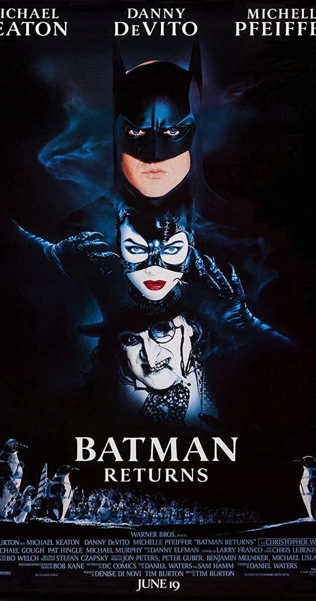Batman Returns (1992) - IMDb