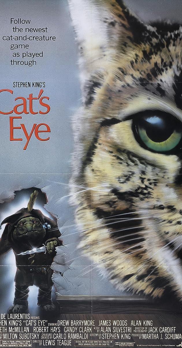 cat 39 s eye 1985 imdb. Black Bedroom Furniture Sets. Home Design Ideas
