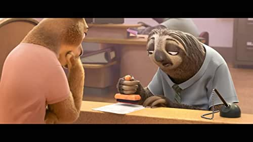 Sloth Trailer