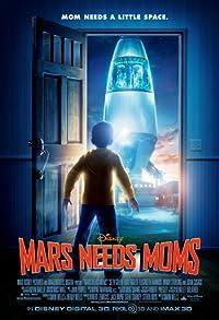 Primary photo for Mars Needs Moms