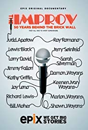 The Improv: 50 Years Behind the Brick Wall Poster