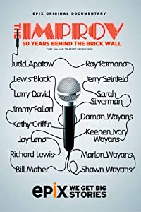Wmv movie trailers free download The Improv: 50 Years Behind the Brick Wall by [480x320]