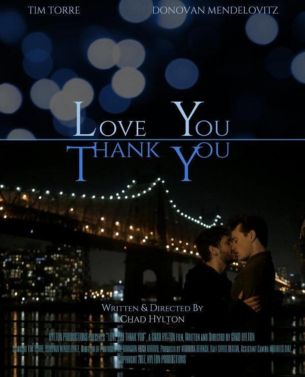 Love thanks you i I Love