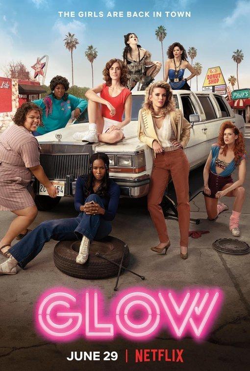 GLOW Season 2 COMPLETE WEBRip 480p, 720p & 1080p