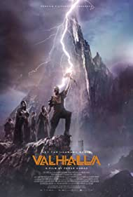 Cecilia Loffredo, Saxo Moltke-Leth, Roland Møller, Dulfi Al-Jabouri, and Reza Forghani in Valhalla (2019)