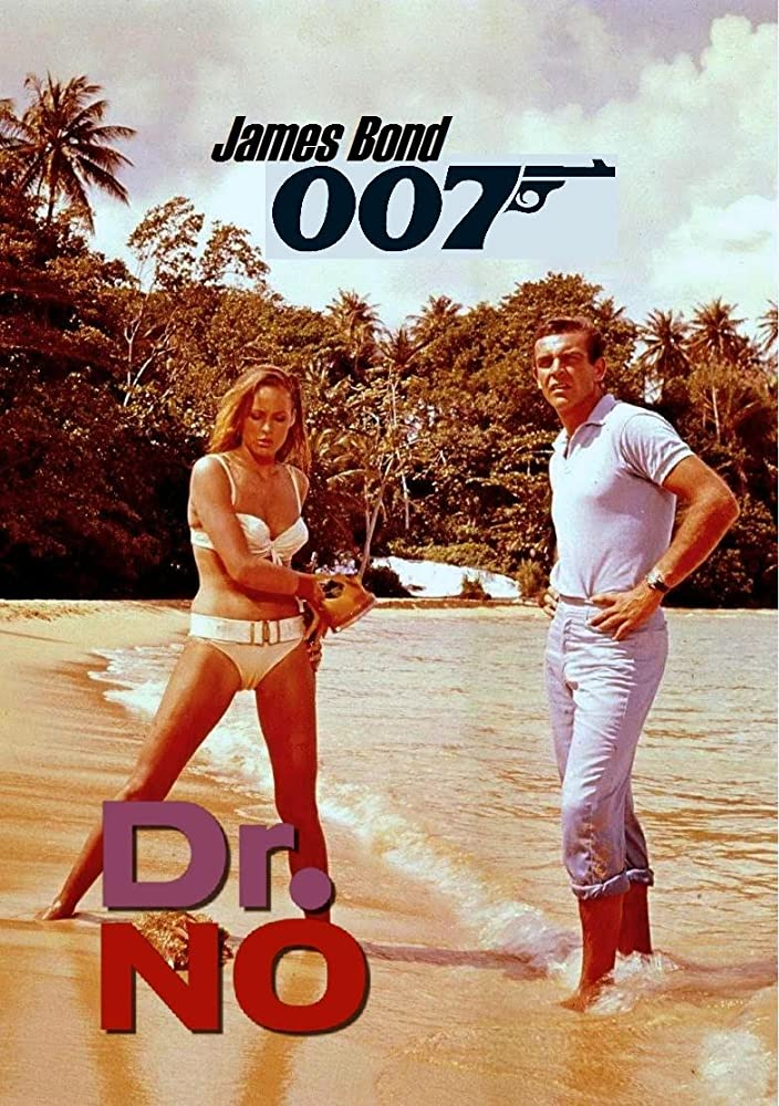 Dr. No (1962) Hindi Dubbed