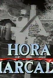 Hora Marcada Poster