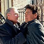 David Johansen and Edward Woodward in The Equalizer (1985)