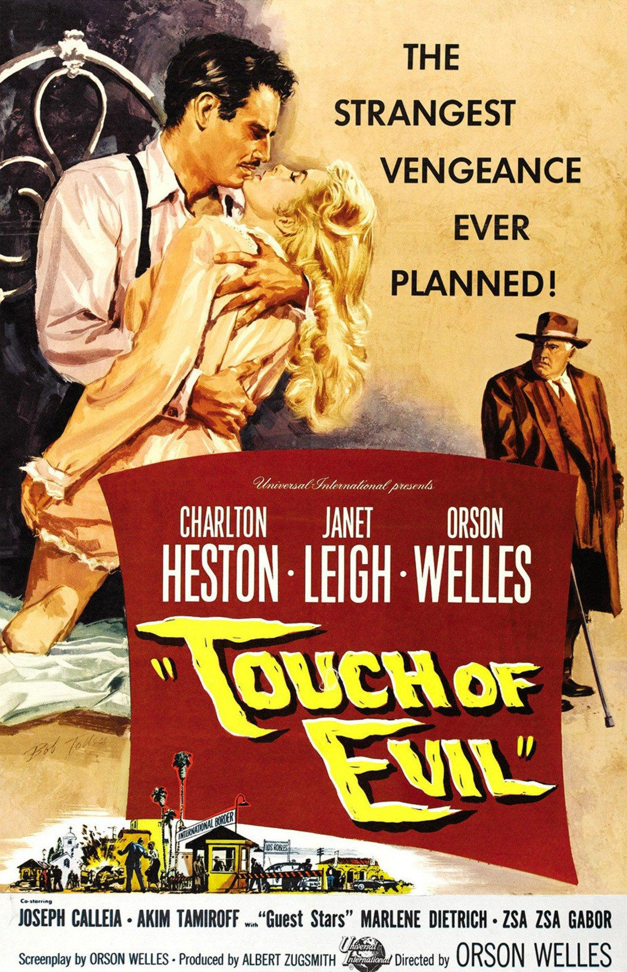 Touch of Evil (1958) - IMDb