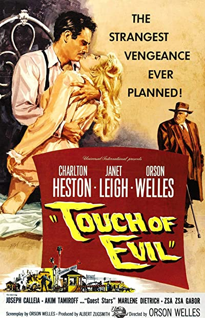 Touch of Evil (1958) WEBRip 720p & 1080p