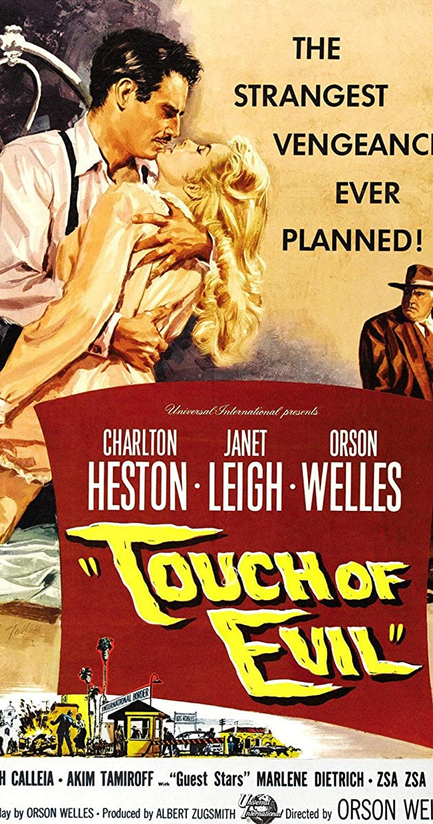 Subtitle of Touch of Evil