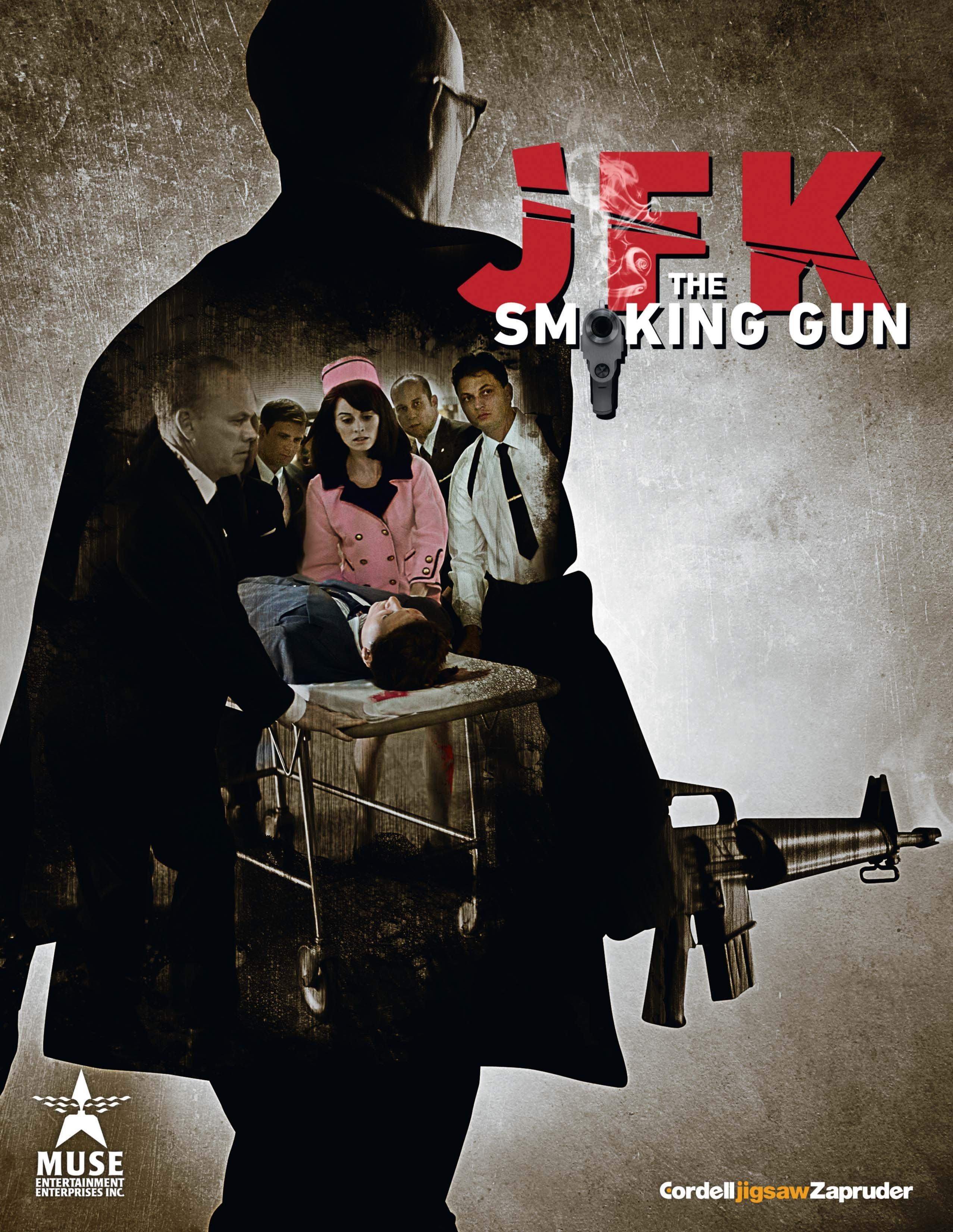 Jfk The Smoking Gun Tv Movie 2013 Imdb