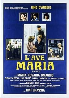 L'ave Maria (L'artista) (1982)