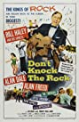Don't Knock the Rock (1956) Poster