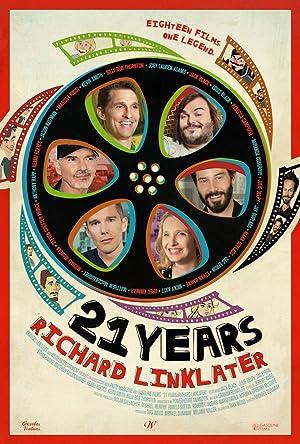 Where to stream 21 Years: Richard Linklater