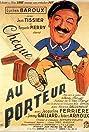 Chèque au porteur (1941) Poster