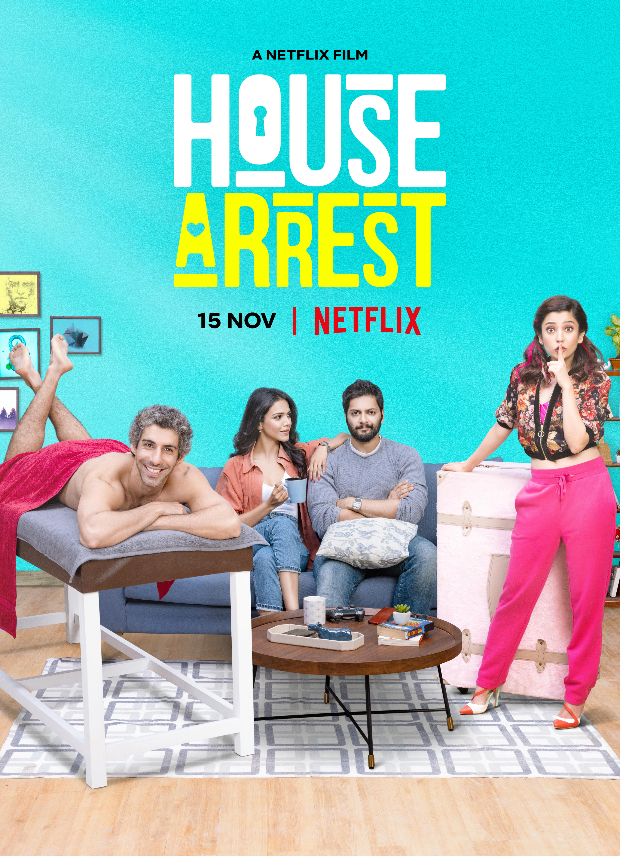 House Arrest 2019 Hindi 330MB HDRip ESubs Download