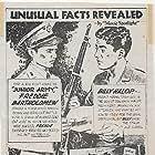 Freddie Bartholomew and Billy Halop in Junior Army (1942)
