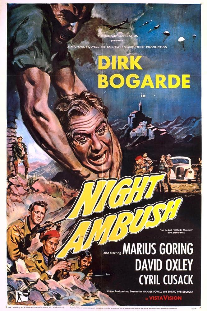 Ill Met by Moonlight (1957)