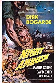 Night Ambush (1957) Poster - Movie Forum, Cast, Reviews