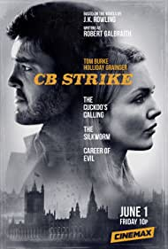 Tom Burke and Holliday Grainger in Strike (2017)