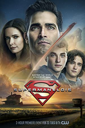 Superman and Lois : Season 1 WEB-HD 480p & 720p | [Episode 2 Added]