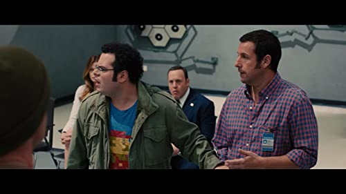 Interview with the Cast of 'Pixels'