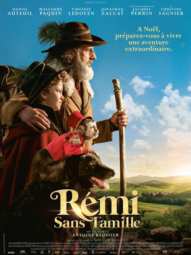 Rémi sans famille (2018) - IMDb