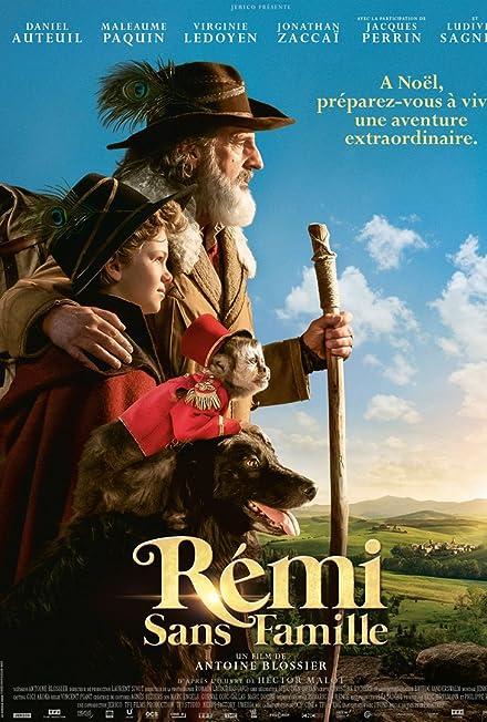Film: Kimsesiz Çocuk Remi