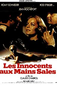 Rod Steiger, Romy Schneider, and Paolo Giusti in Les innocents aux mains sales (1975)