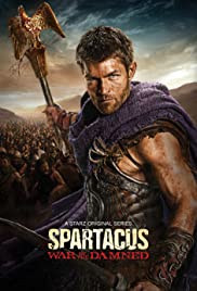 Spartacus: War of the Damned Poster