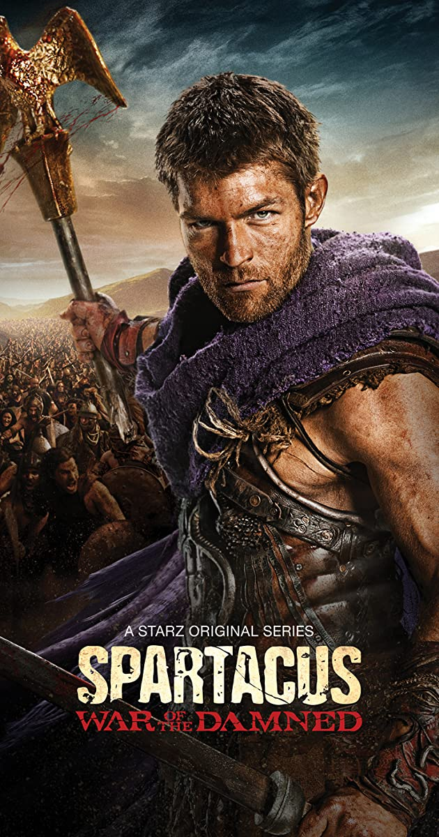 Spartacus (TV Series 2010–2013) - Full Cast & Crew - IMDb