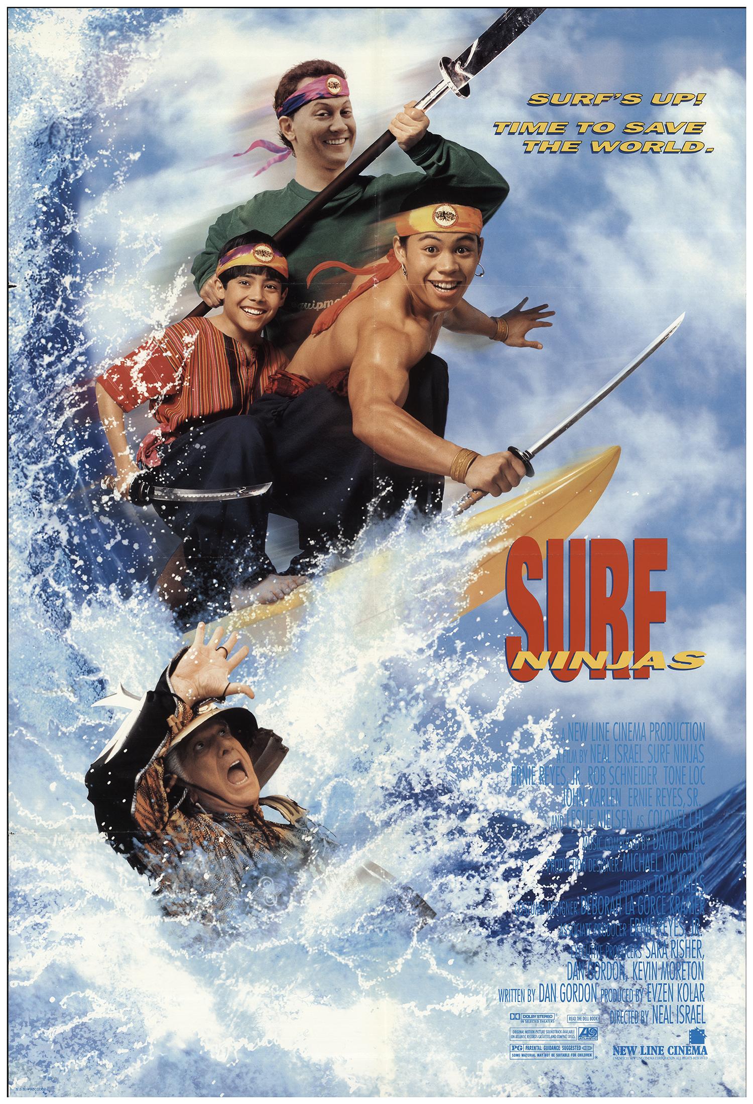 Surf Ninjas (1993) - IMDb