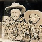 Max Terhune and Elmer in Texas to Bataan (1942)