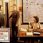Claudia Cardinale, Franco Nero, and John Steiner in The Salamander (1981)