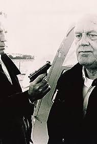 Joss Ackland and Hartmut Becker in A Quiet Conspiracy (1989)