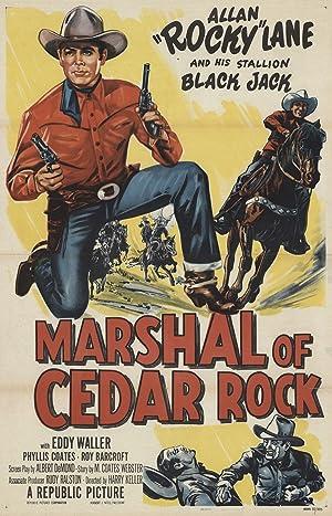 Where to stream Marshal of Cedar Rock