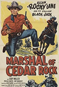 Primary photo for Marshal of Cedar Rock