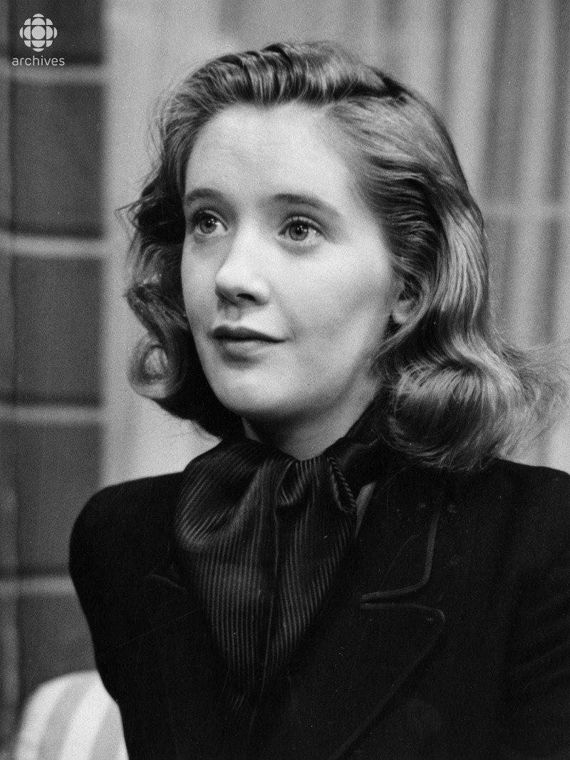 Andrée Lachapelle in 14, rue de Galais (1954)