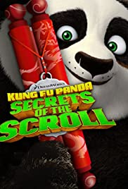 Kung Fu Panda Secrets Of The Scroll 2016 Imdb